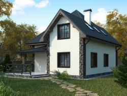Строим загородный дом из газобетонных блоков