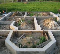 Правила надежного фундамента: место, гидроизоляция, материалы